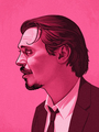 Mr. 담홍색, 핑크