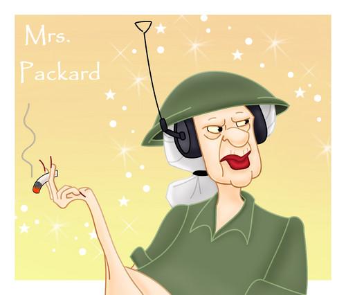 Mrs. Packard