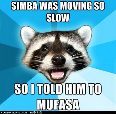 Mufasa, Simba!