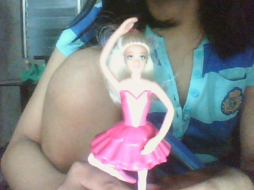 My Kristyn Farraday Doll (Happy Meal)
