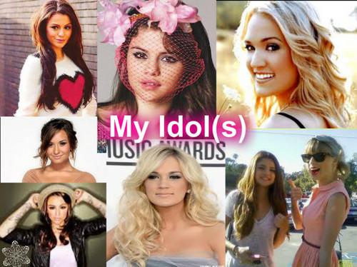 My idol(s)