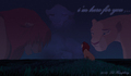 Nala is here for you - the-lion-king fan art
