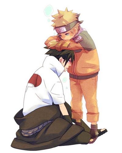 NARUTO -ナルト- & Sasuke