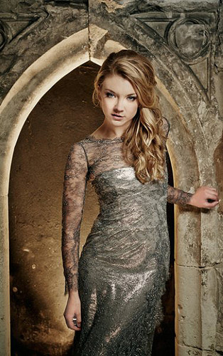 natalie dormer wallpaper possibly containing a jantar dress, a gown, and a coquetel dress entitled Natalie Dormer Photoshoot