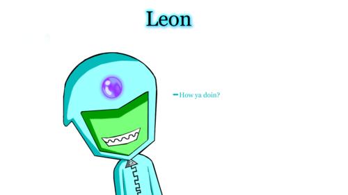 New Character (Leon)