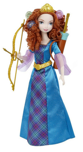 New Merida Doll