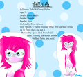 New character: Tallulah.  - fans-of-pom photo