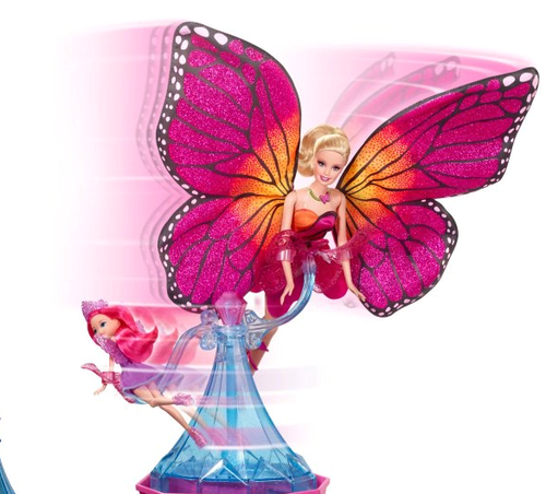 New toys from Mariposa's sequel (who's that little fairy?)