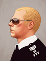 Nicholas Angel - hot-fuzz fan art