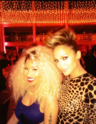 Nicki Minaj & JLo