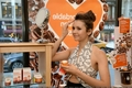 Nina Dobrev Launches The New Origins GinZing Energy-Boosting Moisturizer - May 3 - ian-somerhalder-and-nina-dobrev photo