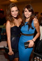 Nina Dobrev and Phoebe Tonkin at The CW's 2013 Upfront - nina-dobrev photo