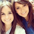 Nina Dobrev with her fan - nina-dobrev photo