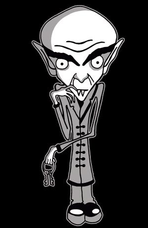 Nosferatu Spooky Circus