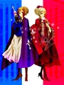 Nyo!France - hetalia-france fan art