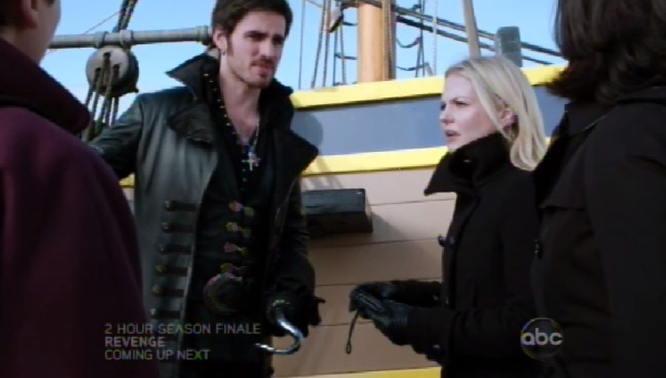 OUAT Season 2 Finale-'And Straight On 'Til Morning!'