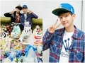 Official Website Update 130506 - exo-k photo