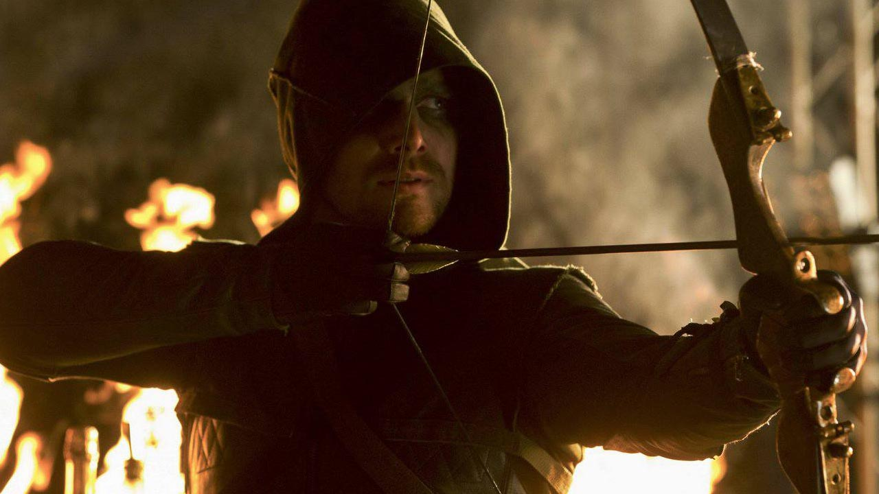 Green Arrow Wallpaper x