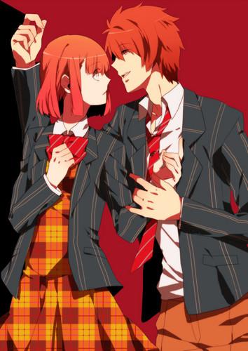 Otoya & Haruka
