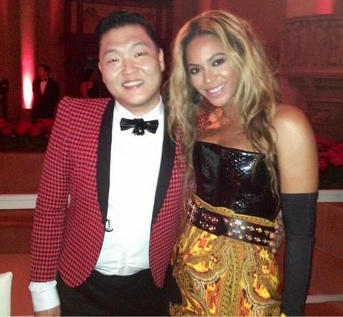 PSY & Beyoncé