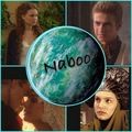 Padmé & Anakin on Naboo - star-wars-attack-of-the-clones fan art