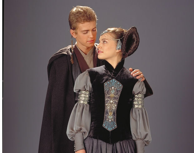 anakin skywalker and padme amidala age gap dating