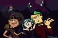 Paparazzi - total-drama-island fan art