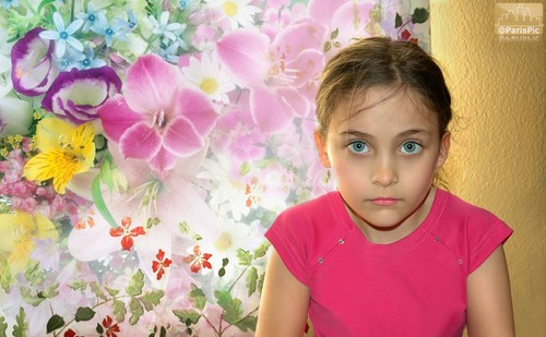 Paris Jackson rose Look (@ParisPic)