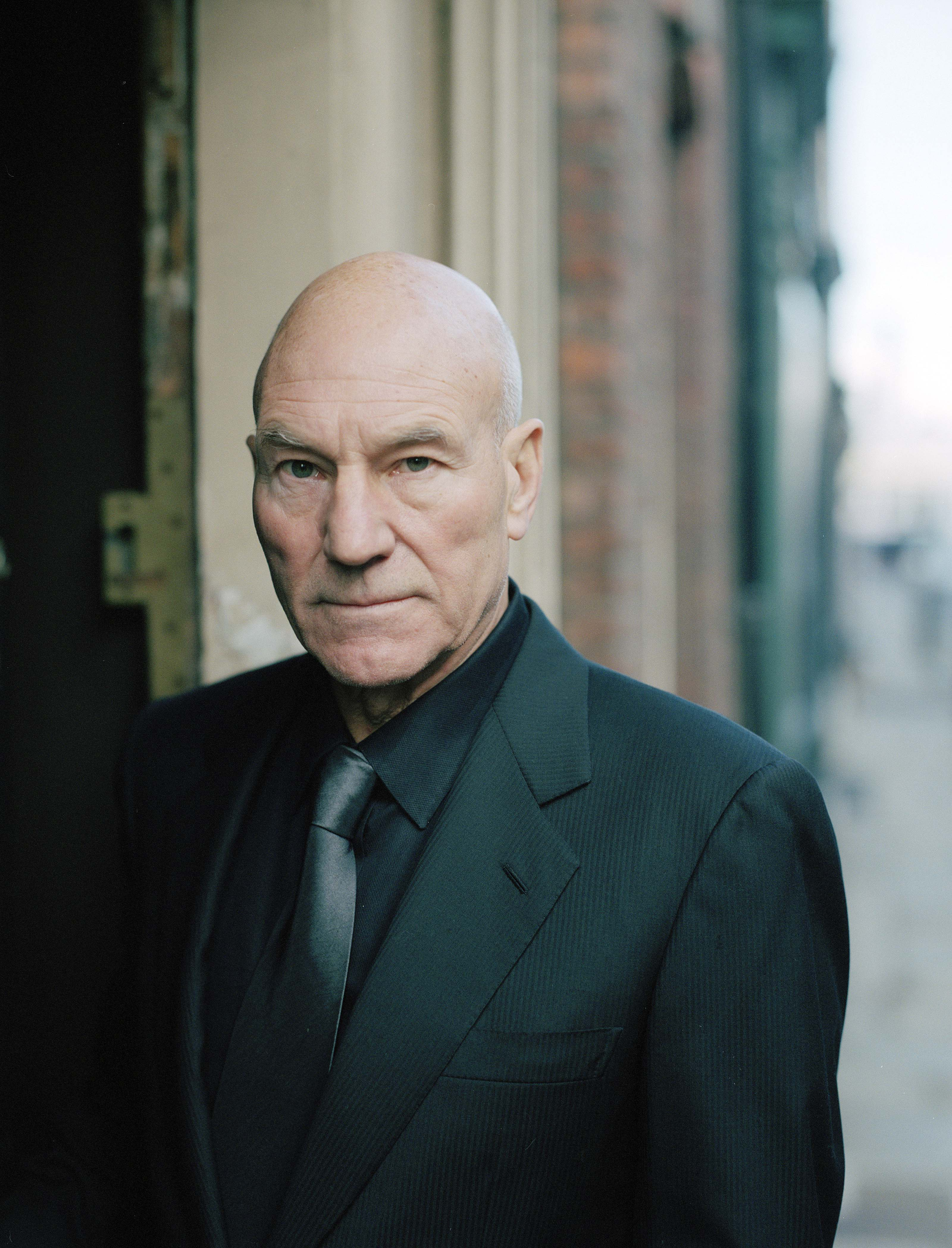 patrick stewart young