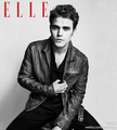 Paul Wesley - Elle Magazine China, June 2013  - paul-wesley photo