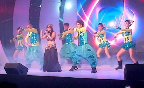 Performing in Rajastan ROCKS!