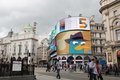 Perry on Piccadilly Circus
