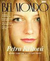 Petra Kvitova with green eyes - tennis photo