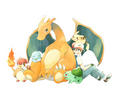 Pokemon : Fan Arts - pokemon fan art