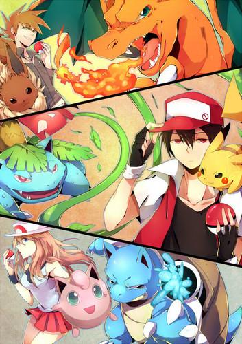 Pokemon : fan Arts