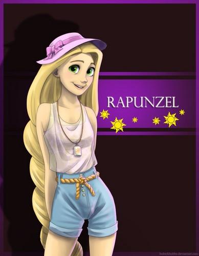Pretty Rapuznel