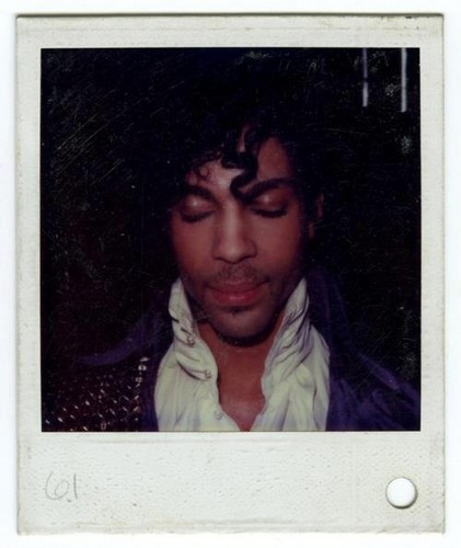 Prince wallpaper with a television receiver entitled Prince