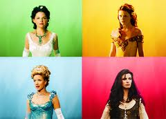 Princesses of OUAT