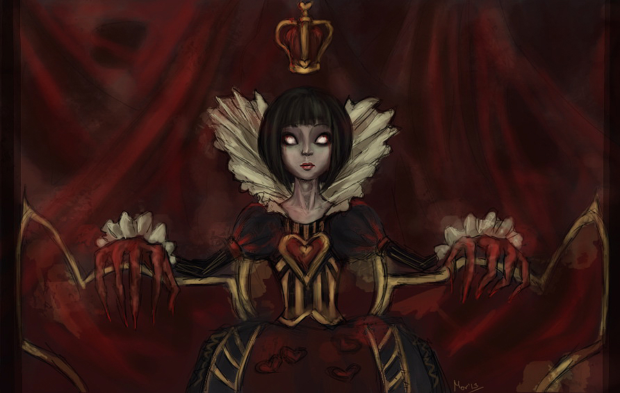 Alice Madness Returns Fanclub Images Queen Hd Wallpaper And