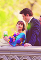 Rachel & Finn  - glee photo