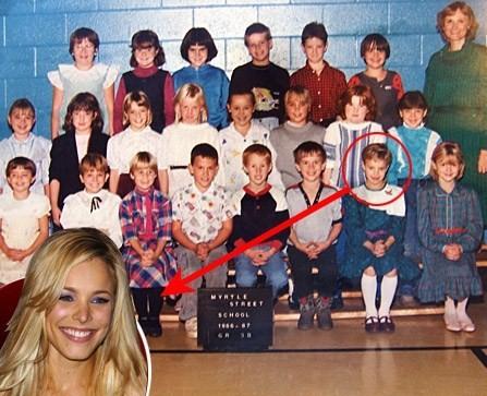 Rachel's school pic