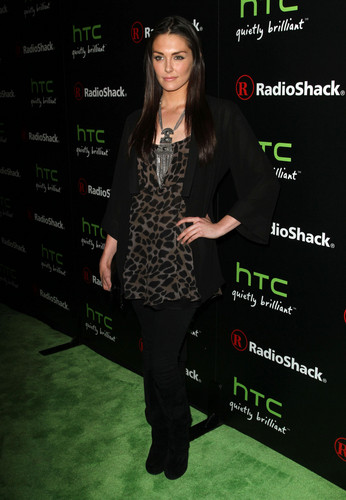 Radioshack's HTC EVO 3D Launch party in West Hollywood