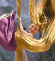 Rapunzel falling