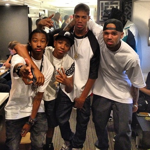 Mindless Behavior Ray Ray And His Family