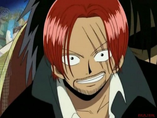 One Piece achtergrond possibly with anime titled Red Haired Shanks