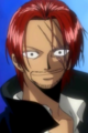 Red Haired Shanks - one-piece photo