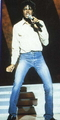 "Rehearsal For ""Motown 25"" Anniversary Special Back In 1983 - michael-jackson photo"