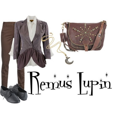 Remus Lupin`s style