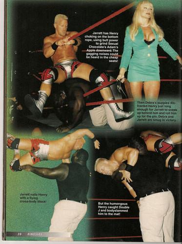 Ringside Wrestling #20 - Debra