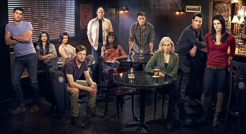 Rookie Blue Season 4 Cast